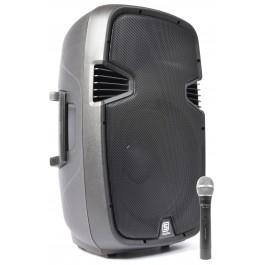 """SkyTec SPJ-1500A Hi-End Actieve Speaker 15"""" VHF-0"""