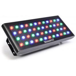 BeamZ Professional LCP48 Kleurenpaneel 48x 1W RGB LED's DMX-0