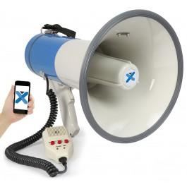 Vexus MEG055 Megafoon 55W Record BT Microfoon-0