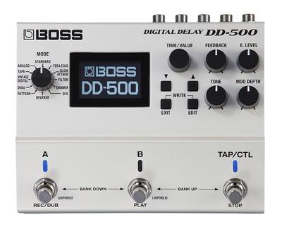 Boss DD-500 Digital Delay-0
