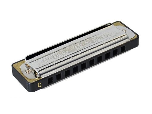 Belcanto St. Louis Pro Series blues harp HRM-60-C -4531