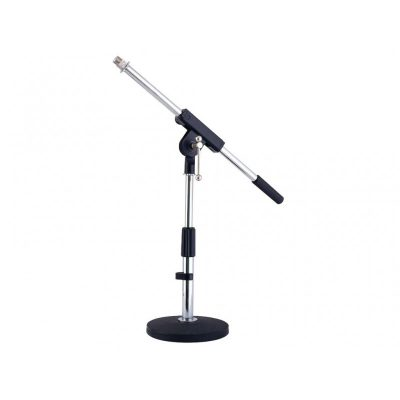 Hamilton Boom Mike Stand Chrome MS-101CR-0