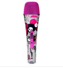 Jammin Microfoon incl kabel xlr/jack (div. kleur/prints)-4672