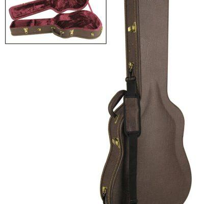 Boston Cortez Series de luxe gitaarkoffer voor klassieke gitaar-0