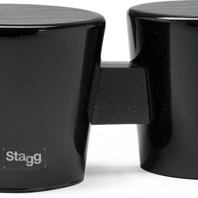 Stagg BWW10-BK WOOD BONGO+WOOD HD/6.5+7.5-BCK-0