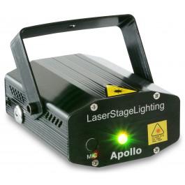 BeamZ Apollo Multipoint Laser Rood/Groen 152.752-0