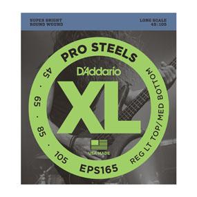 Daddario EPS165 snarenset 4 string voor elektrische basgitaar -0