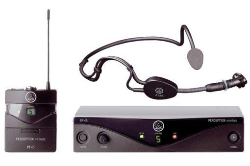 AKG WMS45 (Band A: 530-560MHz) Perception Wireless Sports Set-0