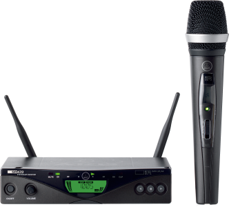 AKG WMS 470-D5 (Band 7, 500-531 MHz) draadloos systeem-0