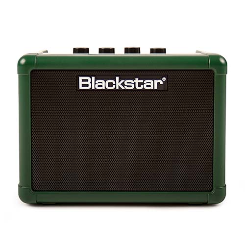 Blackstar FLY3-green limited edition minigitaarversterker-4930