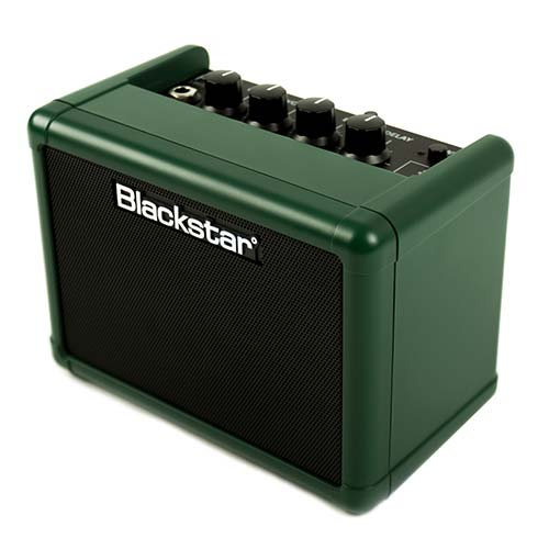 Blackstar FLY3-green limited edition minigitaarversterker-0