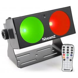 BeamZ LUCID 1.2 2x 10W COB LED's-0