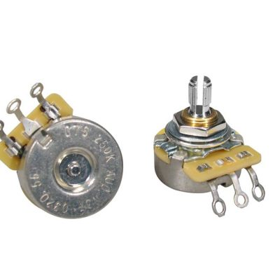 CTS USA 250K audio potentiometer CTS250-A56 -0
