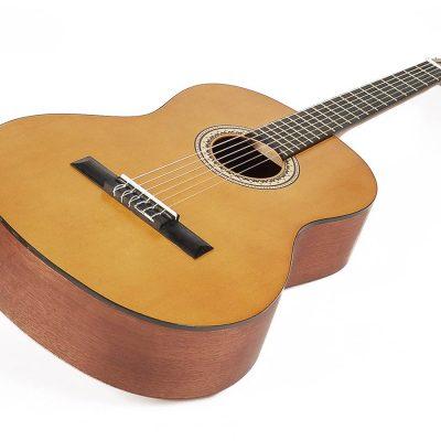 Valencia klassieke gitaar met hybrid slim hals VC204H -0