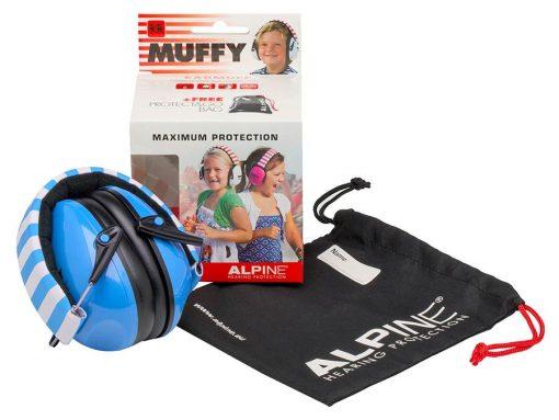 Alpine Muffy oorkappen voor kinderen ALP-MUF/BU-0