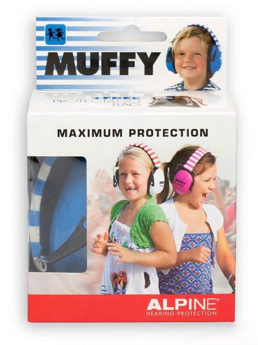 Alpine Muffy oorkappen voor kinderen ALP-MUF/BU-5190
