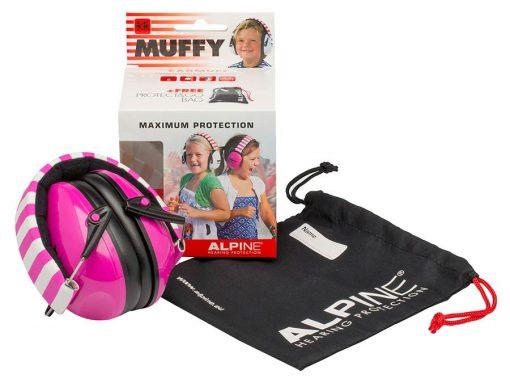Alpine Muffy oorkappen voor kinderen ALP-MUF/PK -0