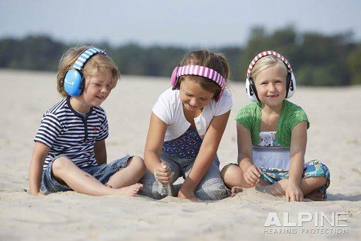 Alpine Muffy oorkappen voor kinderen ALP-MUF/BU-5193