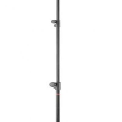 Stagg LIS-A1022BK BLACK ONE TIER LIGHT STAND-0