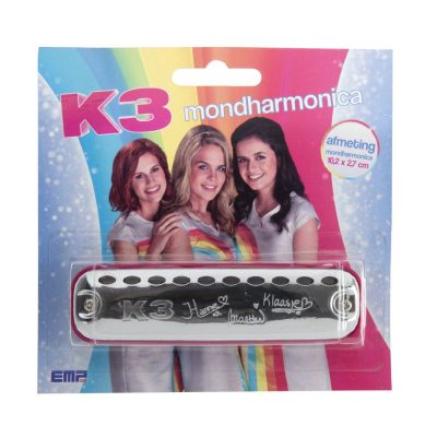 K3 mondharmonica MH-K3-0