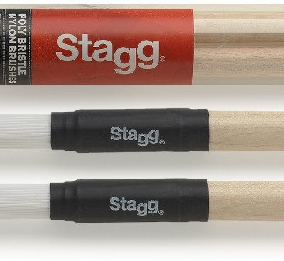 Stagg SBRU10-WN Brushes (nylon)-0