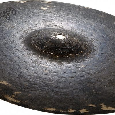 "Stagg HiHat 14"" Black Metal Rock Hihat -0"