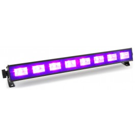 BeamZ BUV93 Bar 8x3W UV LED's 153.270-0