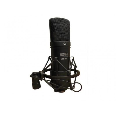 Hansen USB Microphone Large Diaphragma USB-100 -0