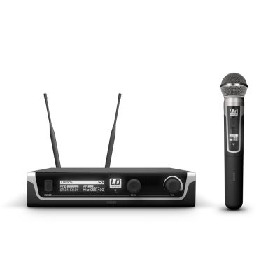 LD Systems U508 HHD Wireless Microphone System-0