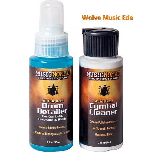 Music Nomad 117 Set Drum Retailer & Cymbal Cleaner-0