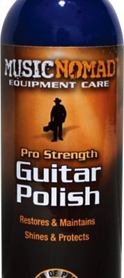 Musicnomad Pro Strength Guitar Polish MN101-0