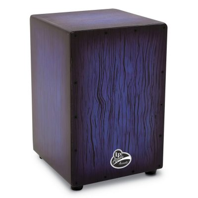 Latin Percussion Cajon Aspire accents LPA1332-BBS-0