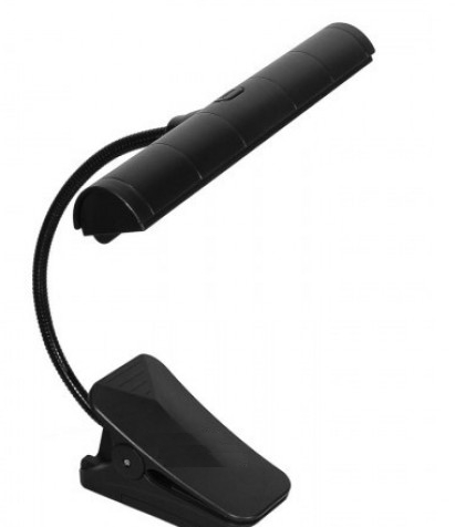 EVA EL9030 lessenaar/pianolamp incl. Netvoeding-0