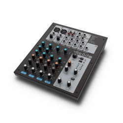 LD Systems VIBZ 6 D, 6 channel Mixing Console with DFX-0