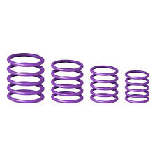Gravity RP 5555 PPL 1 Universal Gravity Ring Pack, Power Purple-0