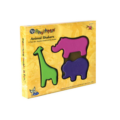 RhythMix Animal Shakers by LP Percussion LPR472-1-0