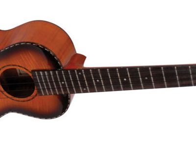 Morgan UK C 400 SB Concert Ukelele-0
