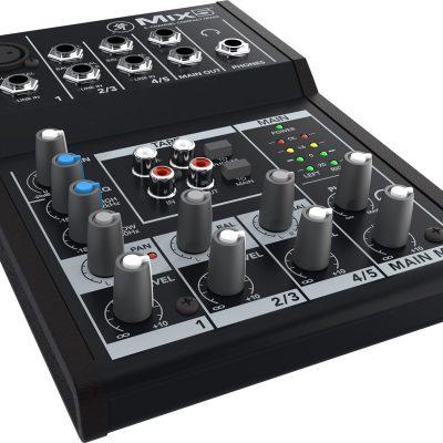 Mackie Mix5 compacte mixer-0