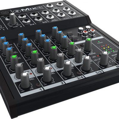 Mackie Mix8 allround mixer-0