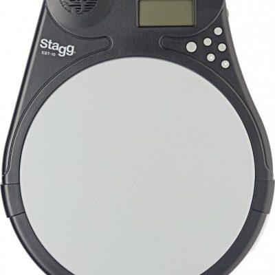 Stagg EBT-10 Beat Tutor, Elektronische oefenpad-0