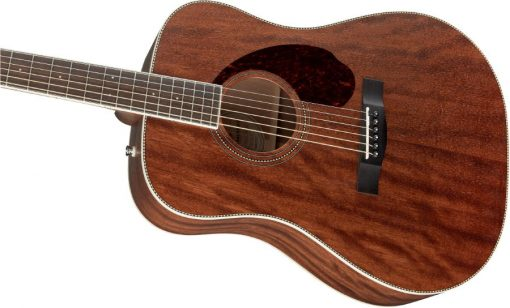 Fender PM-1 Dreadnought NE, All-Mahogany, incl case-6092