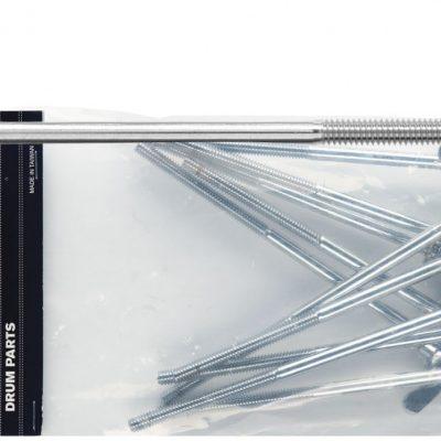 Stagg 2C-HP T-spanbout voor bassdrum (10 stuks) - 7/32 US x 115 mm-0