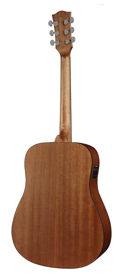 Richwood Master Series D-20-E, dreadnought gitaar-6056