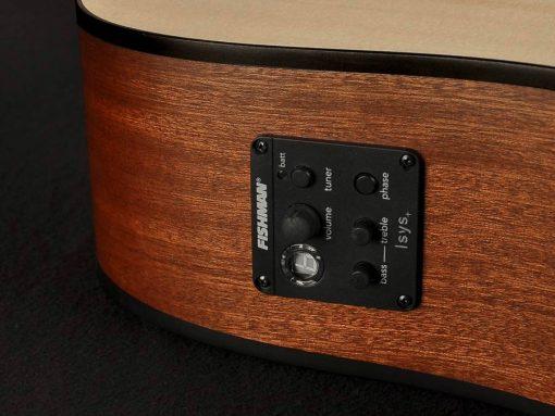 Richwood Master Series D-20-E, dreadnought gitaar-6058