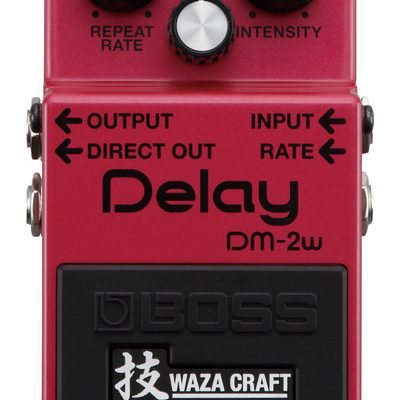 boss DM-2w Delay Waza Craft Special Edition-0