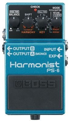 Boss PS-6 Harmonist-0
