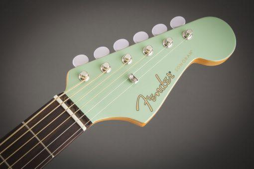 Fender Sonoran SCE Surf Green elek. akoestische western gitaar-6155