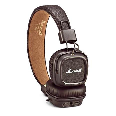 b349d334cc86 Marshall major II Bluetooth Hoofdtelefoon Brown